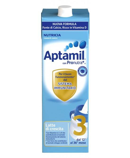 Nutricia Aptamil 3 Latte Di Crescita Liquido 1000ml - Farmaci.me