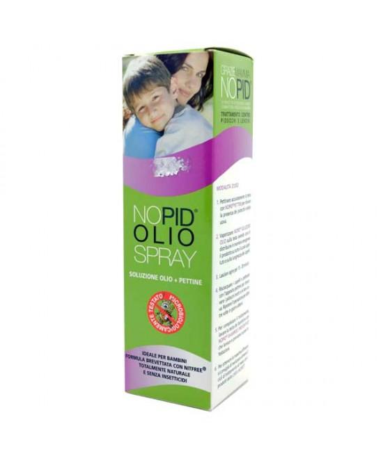NoPid Olio Spray Dispositivo Medico 100ml