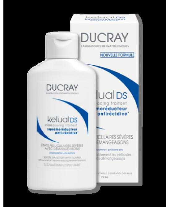 Ducray Kelual Ds Shampoo 100ml - FARMAPRIME