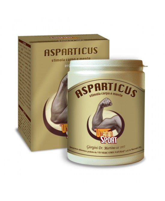 Dr. Giorgini Asparticus Vitaminsport Integratore Alimentare 360g