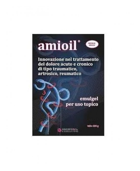 Amioil Emulgel Uso Topico 100g - Farmaciaempatica.it