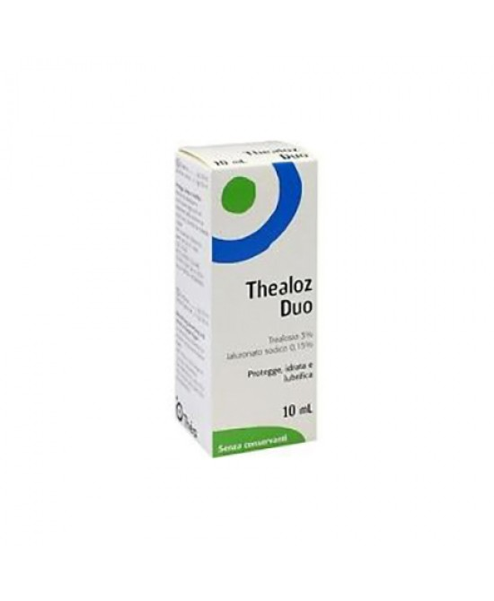 Thealoz Duo Soluzione Oculare 10ml - Farmafamily.it