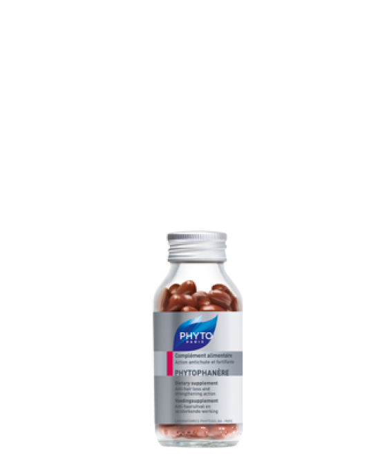 Phytophanere Integratore Alimentare Rinforzante Capelli E Unghie 90 Capsule - Farmacia Giotti
