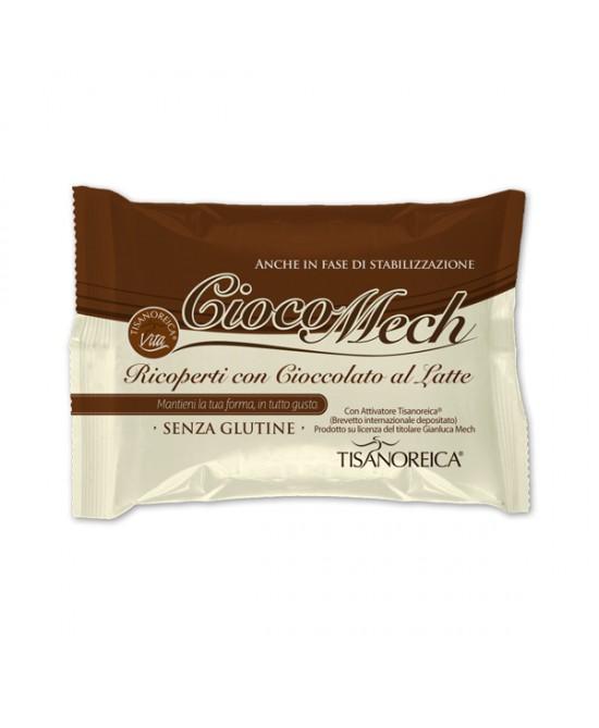 Tisanoreica Vita Cioco-Mech Con Cioccolato Al Latte 9 Biscotti Da 13g - La farmacia digitale