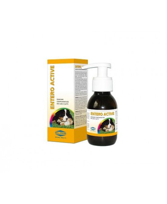 Entero Active 100ml - Farmacia Giotti