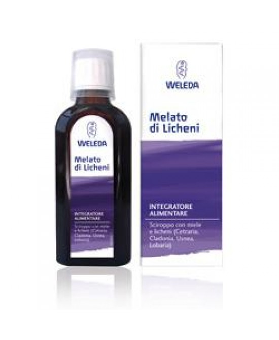 Melato Licheni Sciroppo 100ml - Farmafamily.it