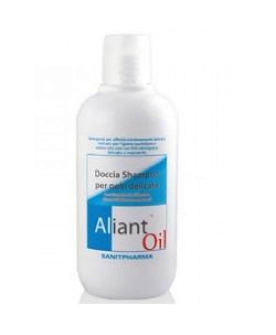 Acquistare online ALIANT OIL DOCCIA SHAMPOO