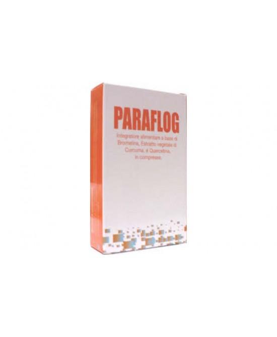 Paraflog Integretore Alimentare 20 Compresse