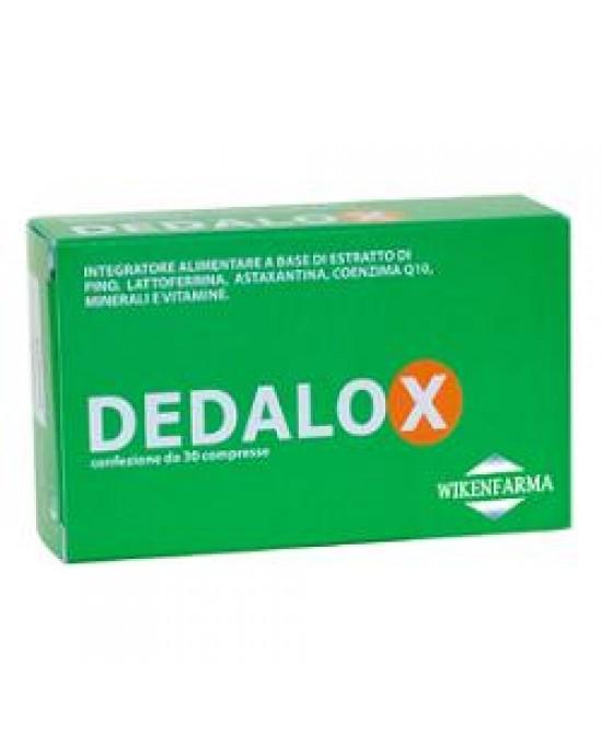Dedalox 30cpr - Farmawing