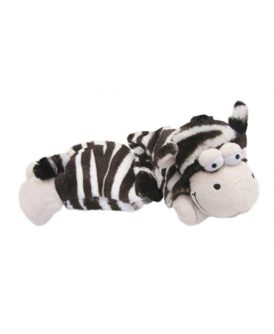 Warmies Peluche Termico Zebra Da Collo - Farmabros.it