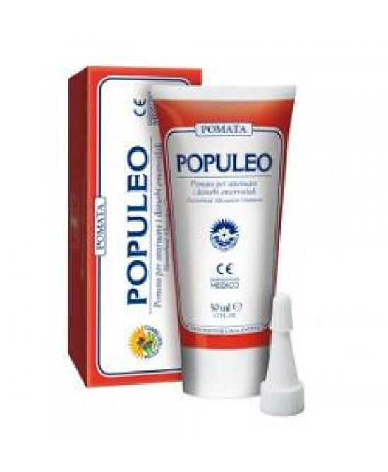 Populeo Pomata 50ml - Farmastar.it