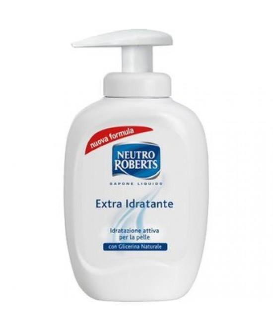 NEUTRO ROBERTS SAPONE LIQUIDO EROGATORE IDRATANTE 300 ML - Farmacia Massaro