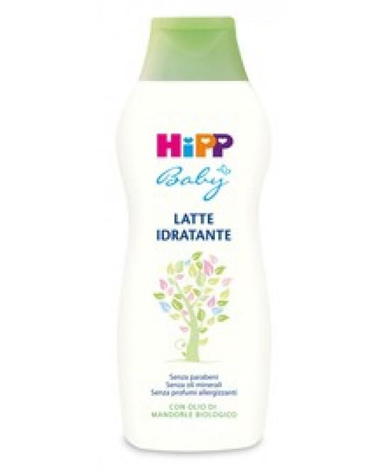 Hipp Baby Latte Idratante 350ml - Parafarmaciabenessere.it