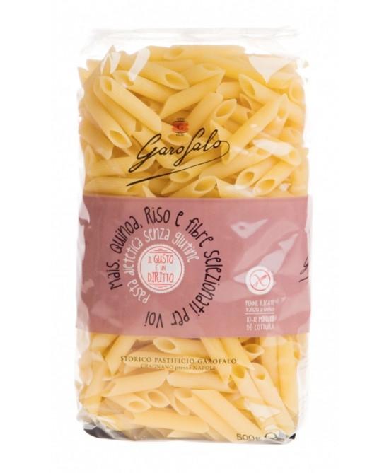 Garofalo Penne Rigate Pasta Senza Glutine 500g - Farmawing