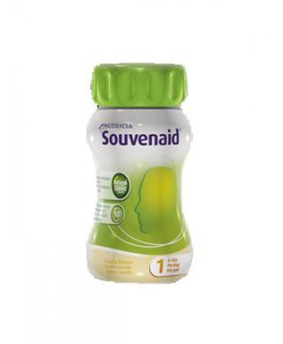 Souvenaid Gusto Vaniglia 4 x 125 ml - Farmalilla