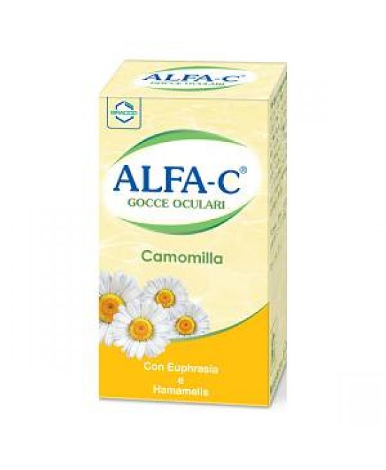 ALFA-C Gocce Oculari 10ml - Farmafamily.it