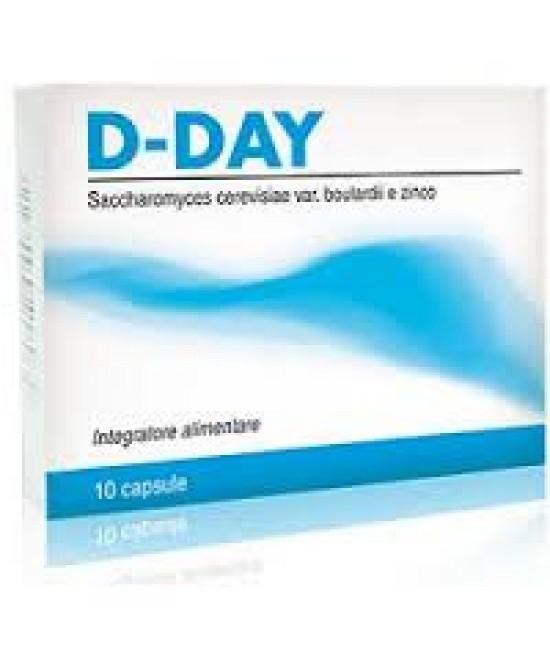 Pharmaday D-Day 10 Capsule - Farmabravo.it