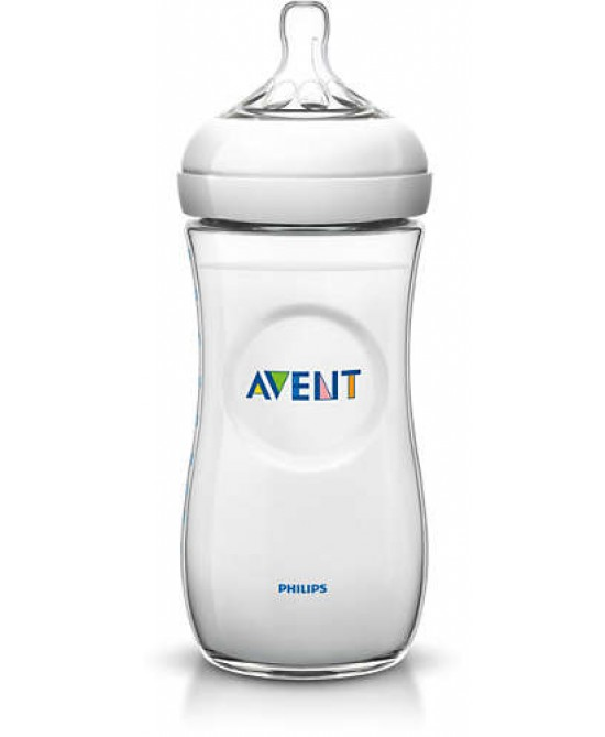Philips Avent Biberon Natural Prime Poppate 330ml - Farmaciaempatica.it