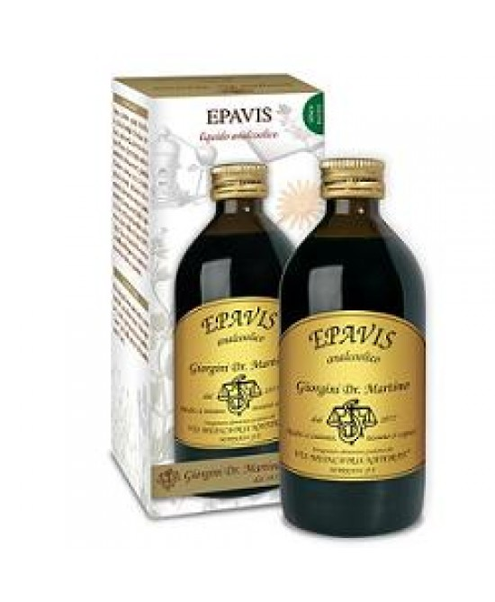 Epavis Liquido Analcool 200ml - Farmaci.me
