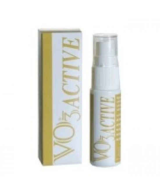 VO3 Active Spray 20ml - Spacefarma.it