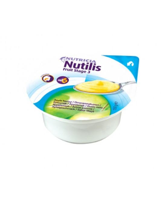 Nutricia Nutilis Fruit Stage3 Integratore Alimentare Gusto Mela 3x150g - Farmapage.it