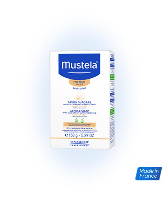 Mustela Savon Surgras Au Cold Cream 150ml - Farmaci.me