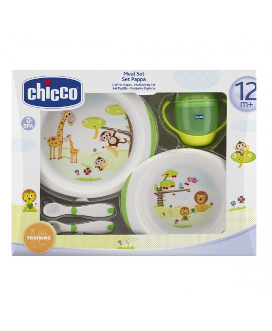 Chicco Set Pappa +12Mesi - La farmacia digitale