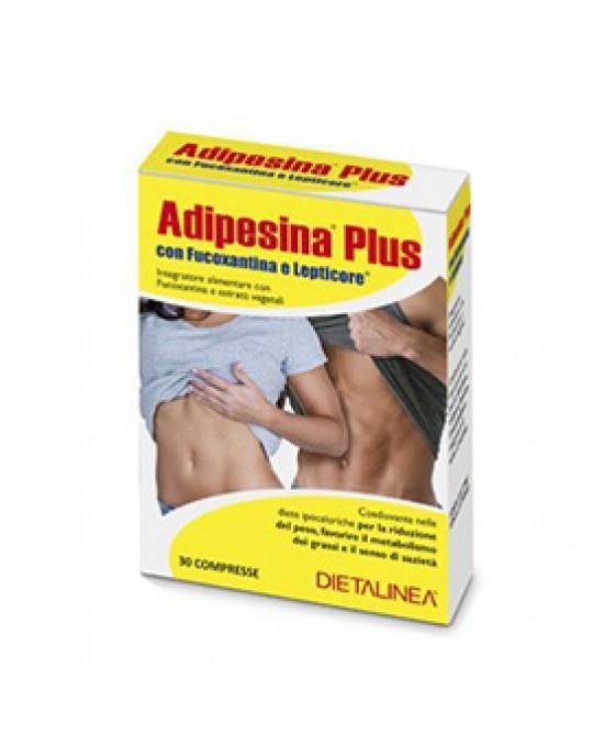 Dietaline Adipesina Plus 30 Compresse - Farmacia 33