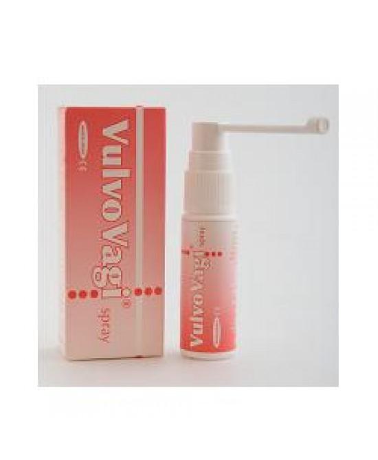 Vulvovagi Spray 20ml - Parafarmacia la Fattoria della Salute S.n.c. di Delfini Dott.ssa Giulia e Marra Dott.ssa Michela
