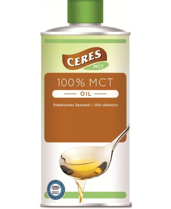 Ceres Mct Olio 100% 500ml - Farmabros.it