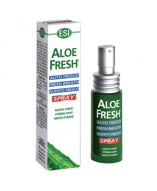 Esi Aloe Fresh Alito Fresco Spray 15ml - Farmafamily.it