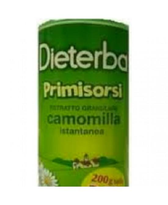Dieterba Tisana Camomilla 200g -