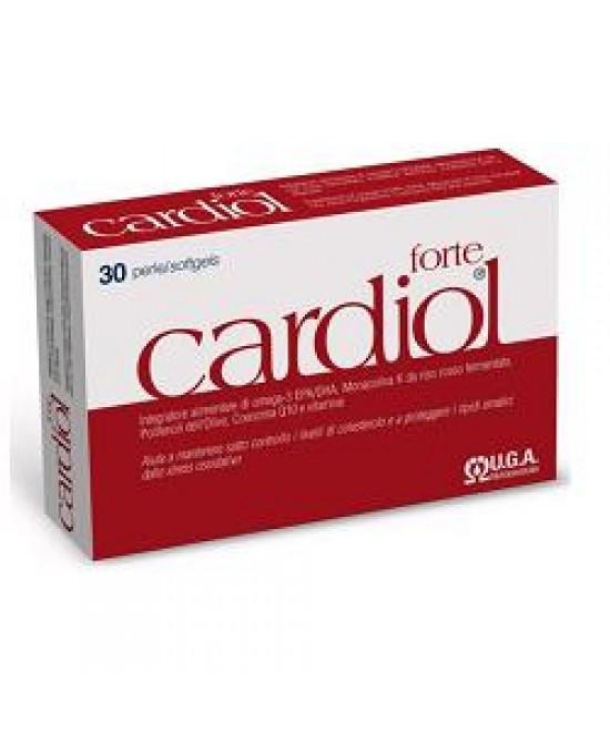 Cardiol Forte 30cps - Farmapage.it