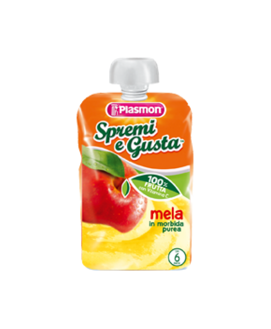 Plasmon Spremi E Gusta Mela 100ml - Spacefarma.it