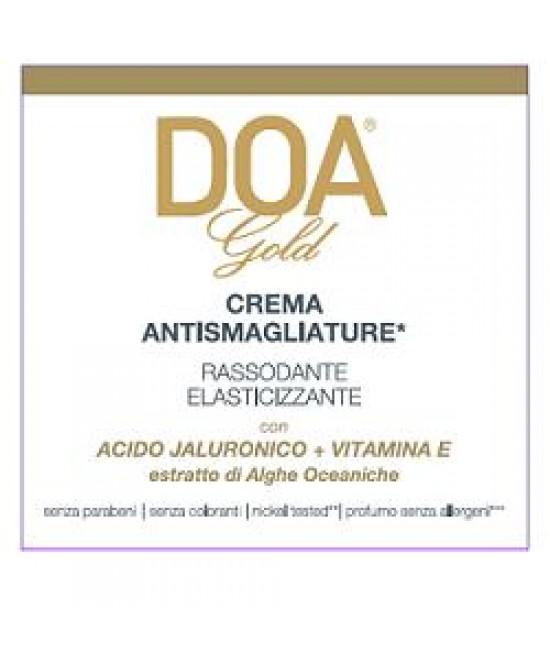 Doa Gold Cr A-smagliature200ml - Farmabravo.it