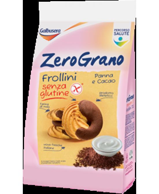 ZeroGrano Frollini Panna E Cacao Senza Glutine 300g - Farmawing