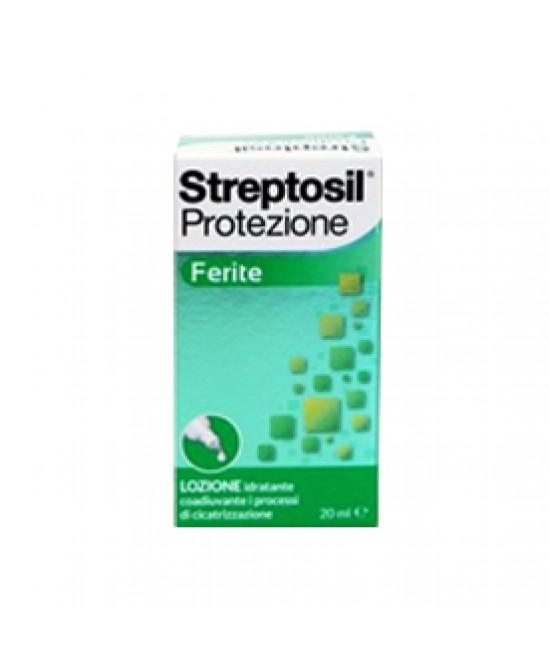 Streptosil Protezione Ferite Lozione 20ml