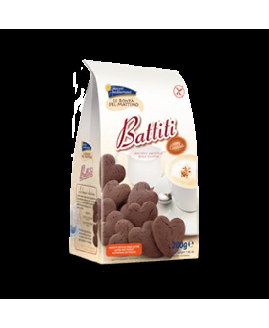 Piaceri Mediterranei Battiti Biscotti Al Cioccolato Vegan Senza Glutine 200 g