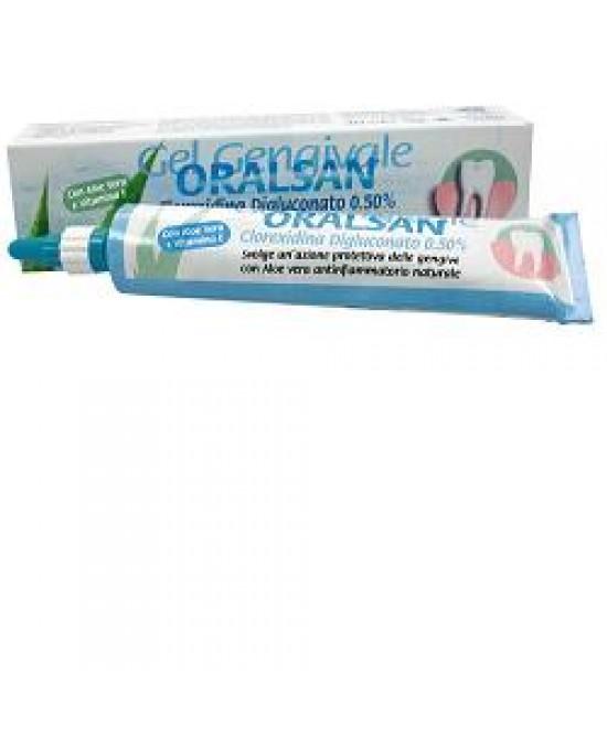 Oralsan Gel Clorexid Digluc 30