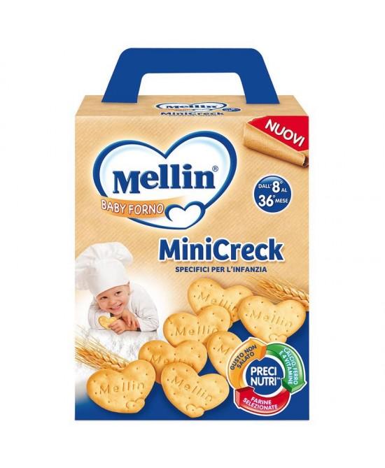Mellin Merende E Biscotti  Minicreck 180g - Farmalilla