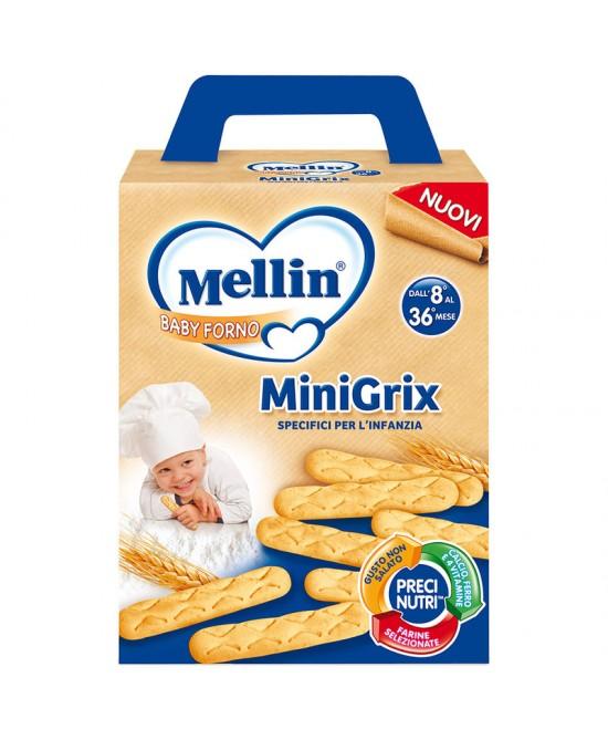 Mellin Baby Forno MiniGrix Merende e Biscotti 180 g