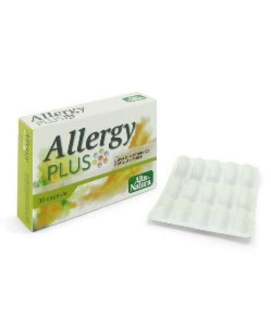 Allergy Plus 30cps - Farmafamily.it