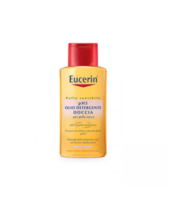 Eucerin pH5 Olio Doccia 400ml - Farmafamily.it