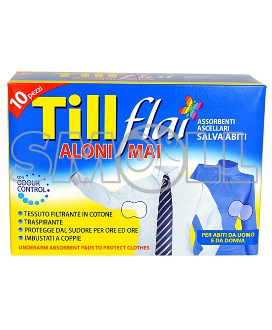 Till Flai Assorbenti Ascellari - farma-store.it