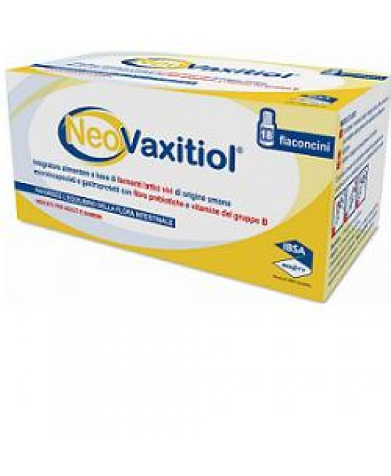 Neovaxitiol 18fl - Farmacia 33