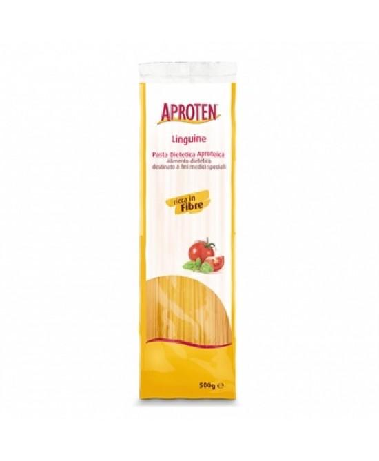 Aproten Linguine Pasta Dietetica Aproteica 500g - La farmacia digitale