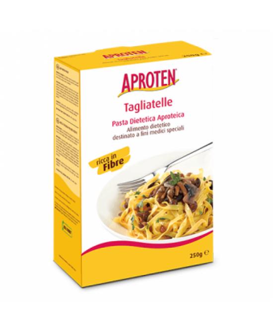 Aproten Tagliatelle Pasta Dietetica Aproteica Confezionale Promozionale 250g - La farmacia digitale