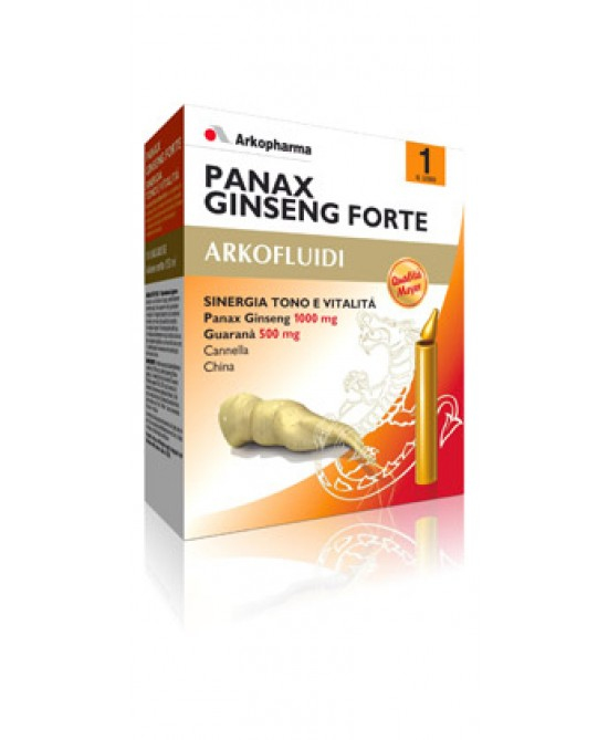 Arkopharma Panax Ginseng Forte 10 Fiale