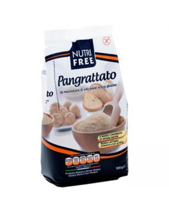 NutriFree Pangrattato Senza Glutine 500g - FARMAEMPORIO