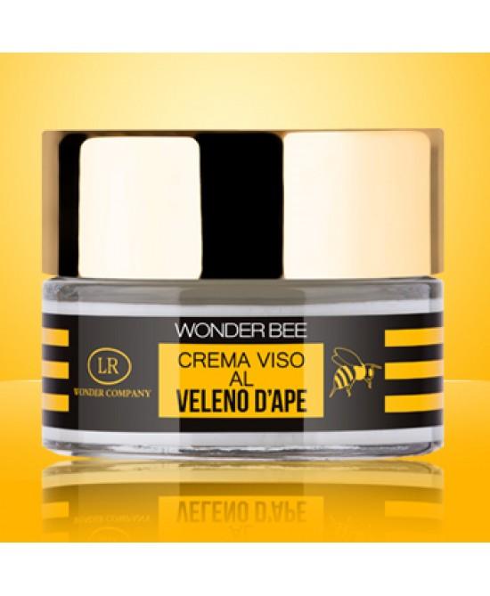 Wonder Bee Crema Viso Anti Età al Veleno D